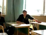 Урок Английского языка в школе №134